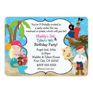 pirate birthday party invitations  announcements  zazzle, Birthday invitations