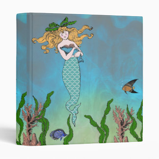 Mermaid and seal binder