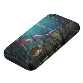 Mermaid and Treasure Casemate iPhone 3G Case Tough iPhone 3 Cases