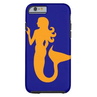 mermaid apple iphone-6 case design hard cover