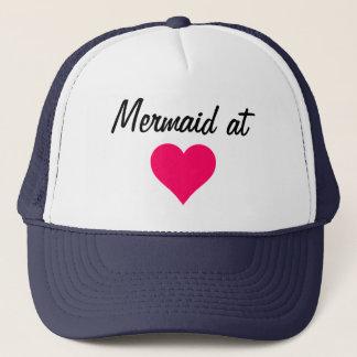 Mermaid at Heart Trucker Hat