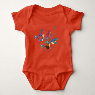 Mermaid Baby Bodysuit