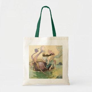 Mermaid Tote Bags