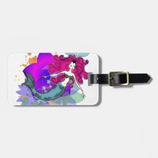 Mermaid Bag Tags