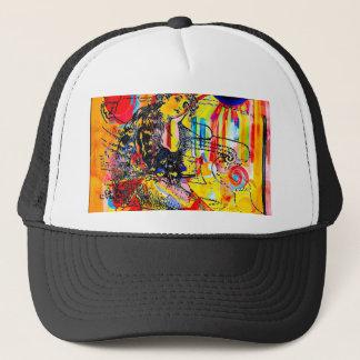 MERMAID BLUES.jpg Trucker Hat