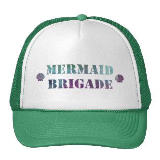 Mermaid Brigade Cap