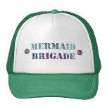 Mermaid Brigade Cap Trucker Hat