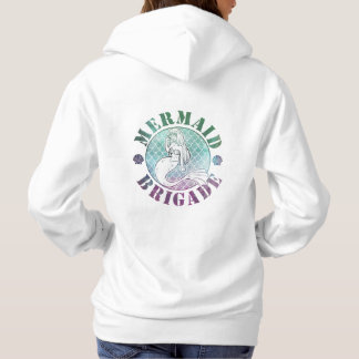 Mermaid Brigade hoodie