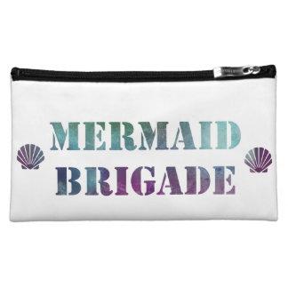 Mermaid Brigade makeup bag