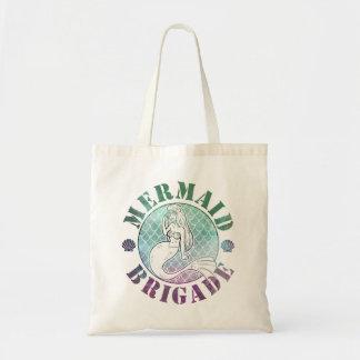 Mermaid Brigade tote