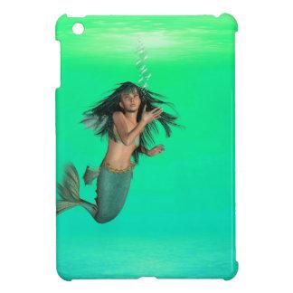 Mermaid Bubbles iPad Mini Cases