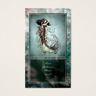 Mermaid Business Card