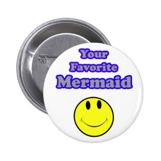 Mermaid Buttons