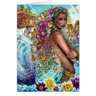 Mermaid by Lisa Iris Cards