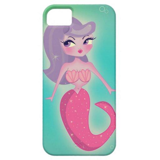 Mermaid by Sugarbrat iphone 5 case