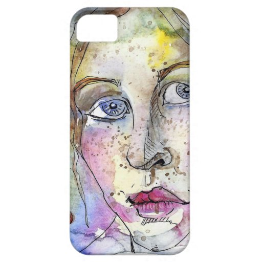 Mermaid iPhone 5/5S Case