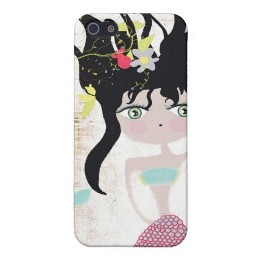 Mermaid Case Covers For iPhone 5
