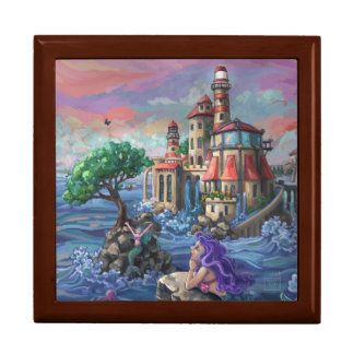Mermaid Castle Gift Box