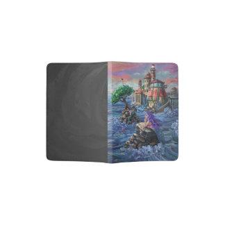 Mermaid Castle Passport Holder