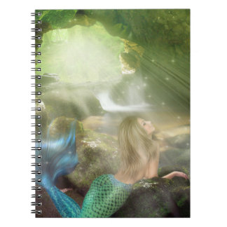 Mermaid Cave Notebook