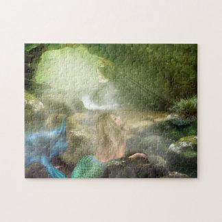 Mermaid Cave Puzzle