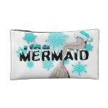 Mermaid Cosmetic Bag by jrzgirlz
