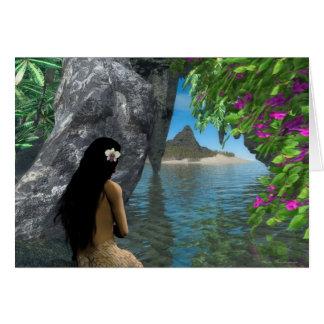 Mermaid Cove Card