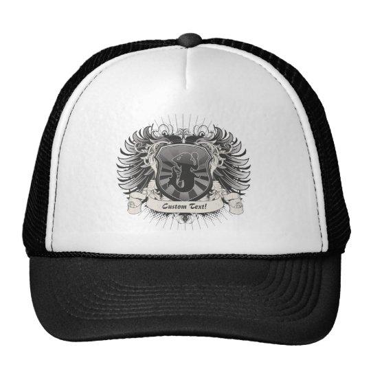 Mermaid Crest Trucker Hat