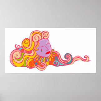 Mermaid - Customized Poster