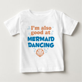 Mermaid Dancing Baby T-Shirt