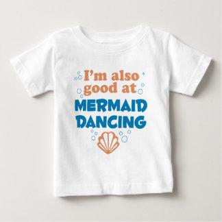 Mermaid Dancing Baby T-Shirt