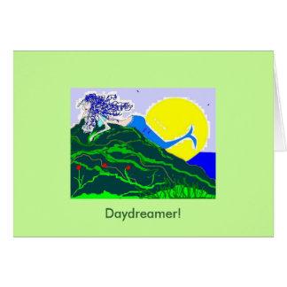 Mermaid  Daydreamer! Card