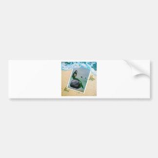 Mermaid Dreams Bumper Sticker