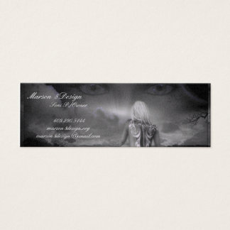 Mermaid Dreams Business Card