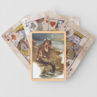 Mermaid Dreams Cards Bicycle Playing Cards