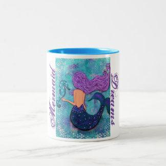Mermaid Dreams Mug