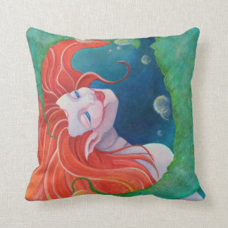 Mermaid Decorative Pillows : Mermaid Pillows - Decorative & Throw Pillows Zazzle