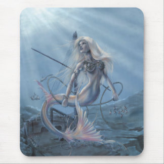 Mermaid Explorer Mousepad