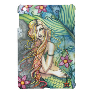 Mermaid Fantasy Art iPad Mini Case