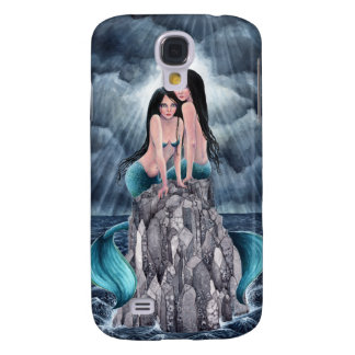 Mermaid Fantasy Gothic Art iPhone Case - Sirens