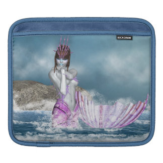 Mermaid Fantasy iPad Cover Case Sleeve For iPads