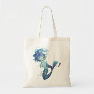 Mermaid Fantasy Tote Bags