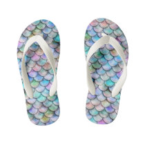 Mermaid Flip Flops All Options