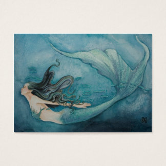 Mermaid Gift Tag