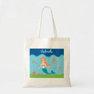 Mermaid Girl Bag