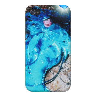 Mermaid Goddess heart i phone case iPhone 4 Cases