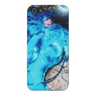 Mermaid Goddess heart i phone case Cases For iPhone 5