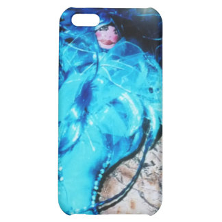 Mermaid Goddess heart i phone case Cover For iPhone 5C