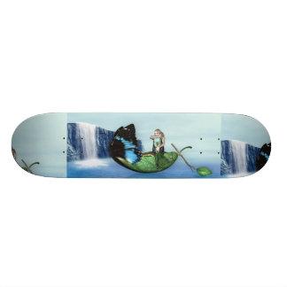 Mermaid Gondola Skateboard