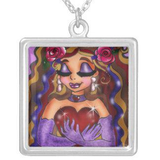 """Mermaid Heart"" Necklace"